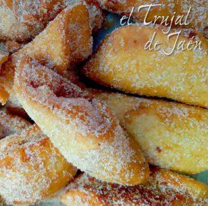 pestiños de Jaén