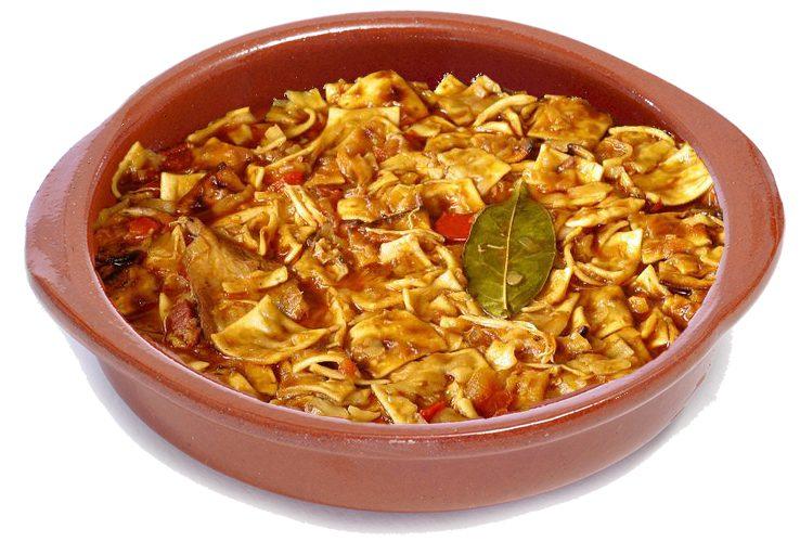 Receta galianos de Jaén