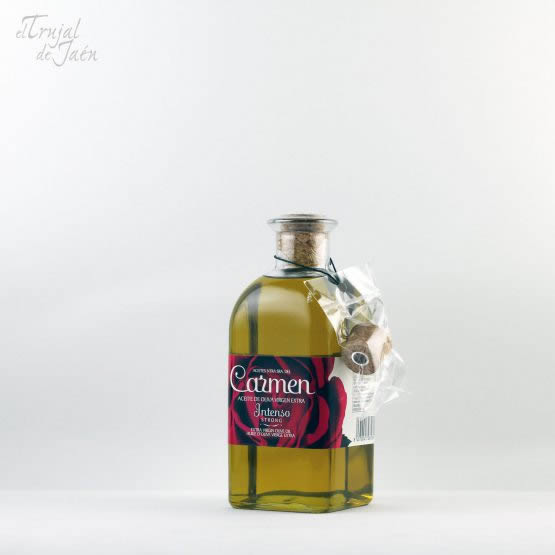 Carmen Intenso - El Trujal de Jaén