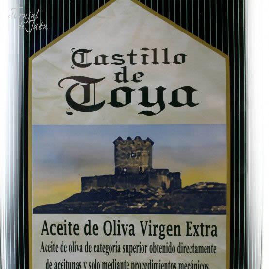 Castillo de Toya - El Trujal de Jaén