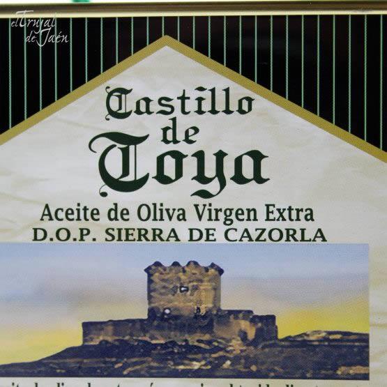 Castillo de Toya Royal - El Trujal de Jaén