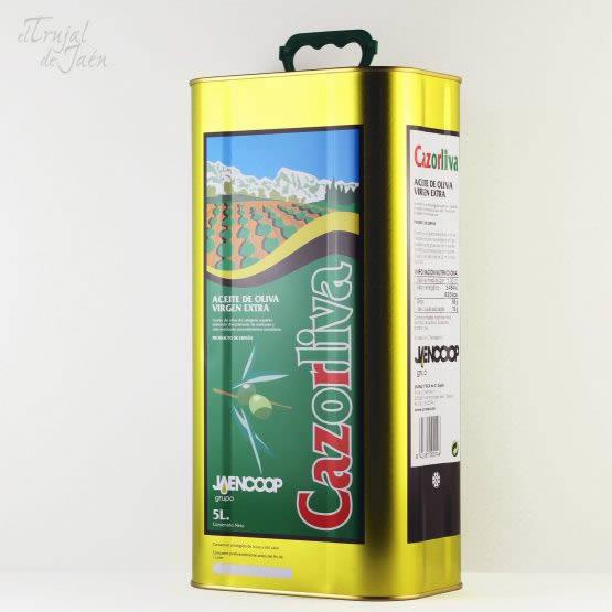 Cazorliva Arbequina - El Trujal de Jaén