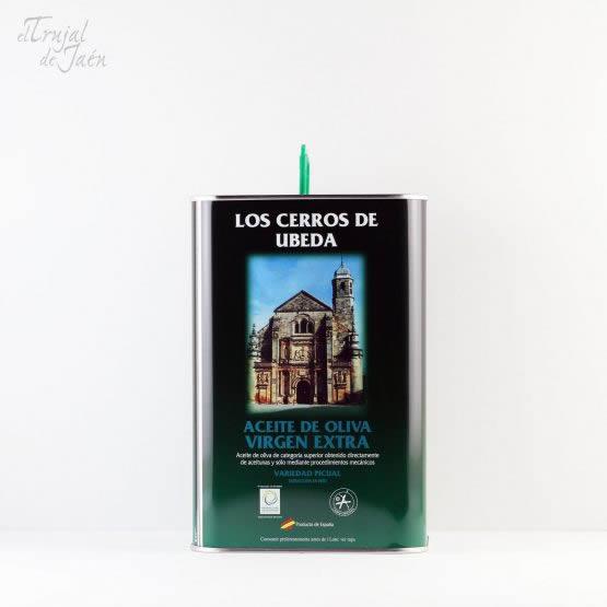 Los Cerros de Úbeda - El Trujal de Jaén