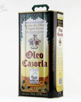 Oleo Cazorla - El Trujal de Jaén