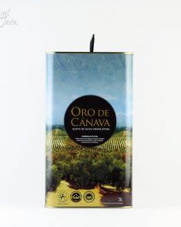 Oro de Cánava - El Trujal de Jaén