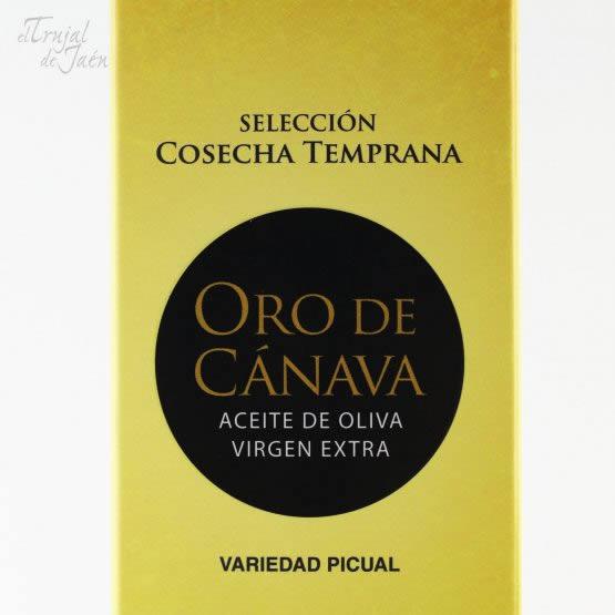 Oro de Cánava Cosecha Temprana - El Trujal de Jaén