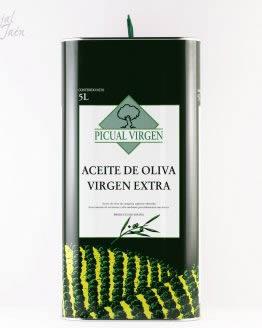 Picual Virgen - El Trujal de Jaén