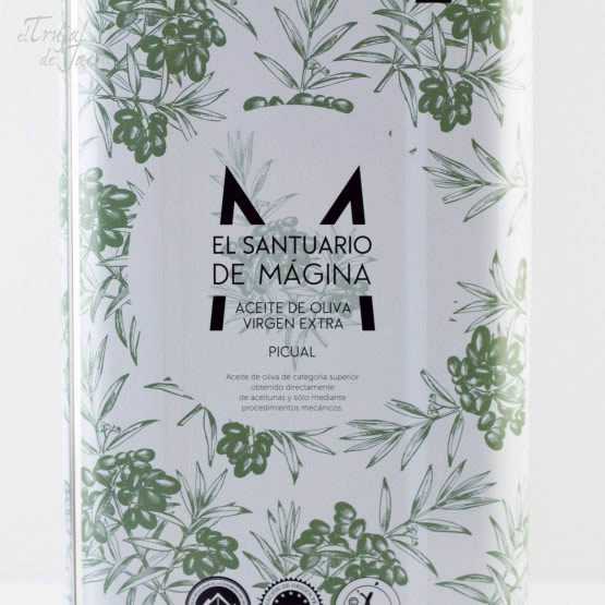 Santuario de Mágina - El Trujal de Jaén